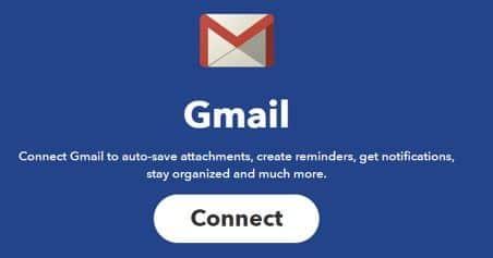 Automatización con ifttt gmail